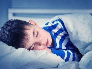 enuresis nocturna en niños